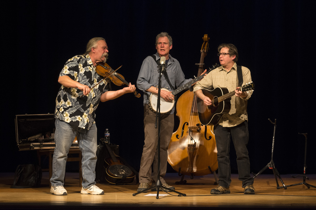 Canal Street String Band