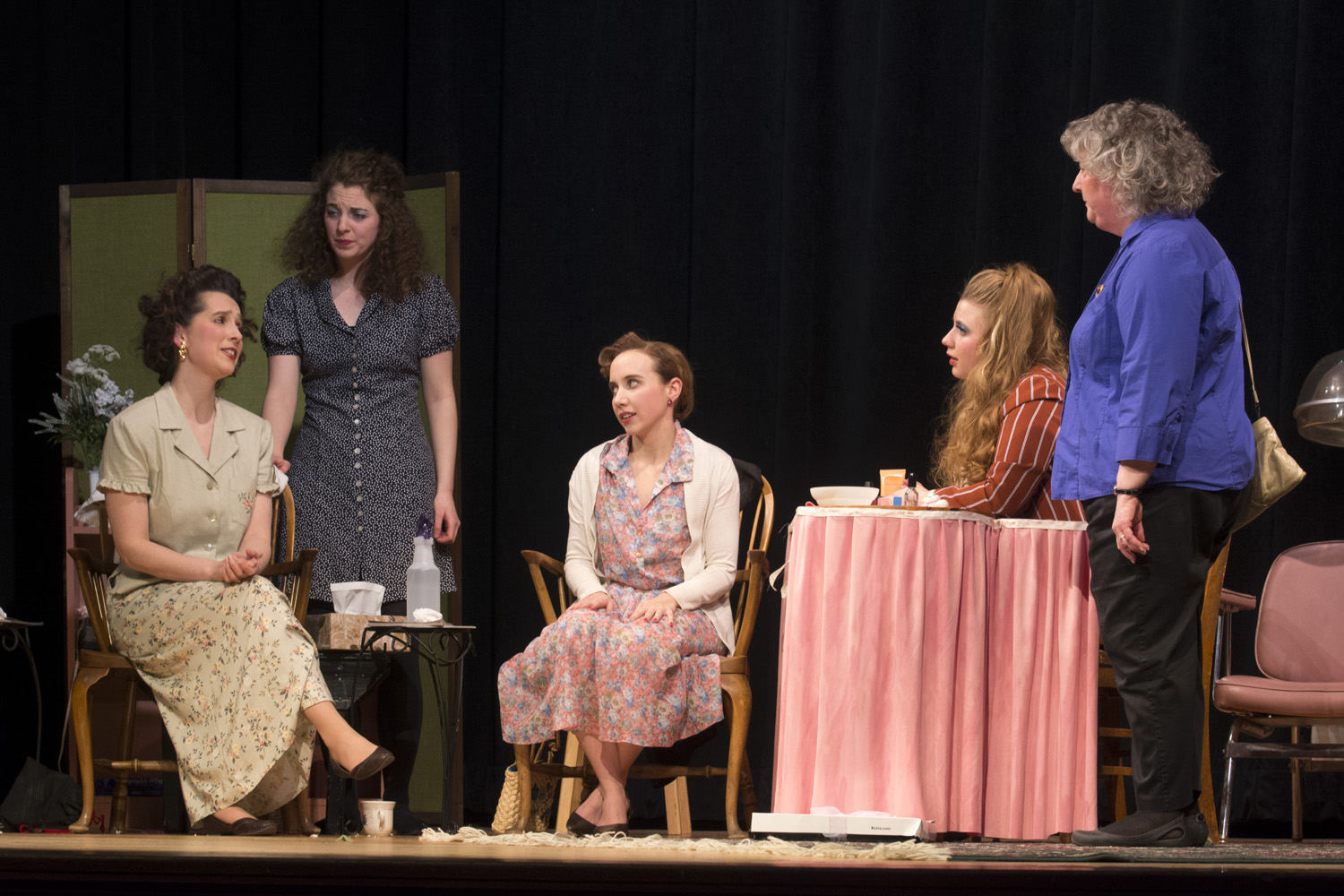 Valley Theatre's Steel Magnolias