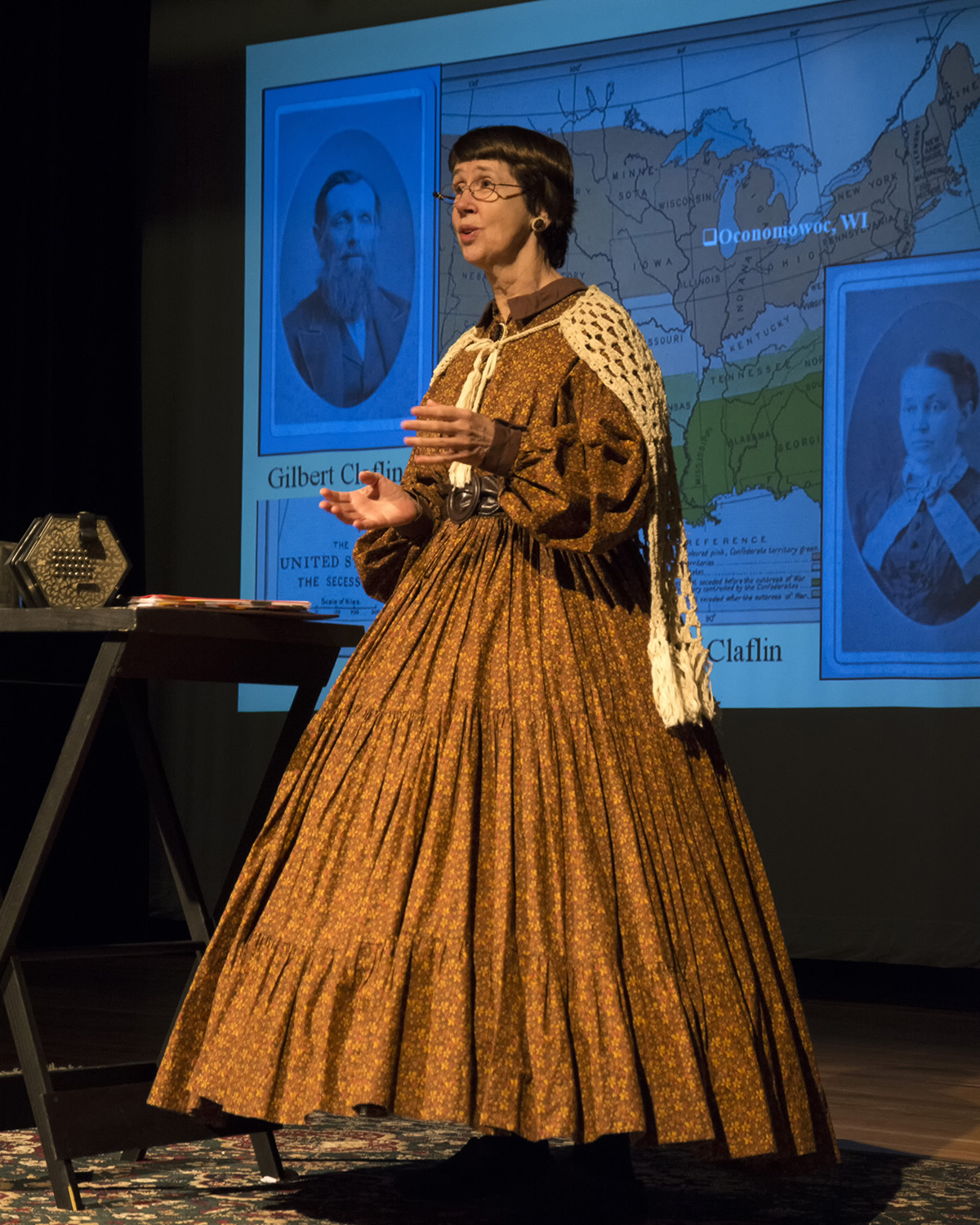 Judy Cook: Civil War Letters and Songs