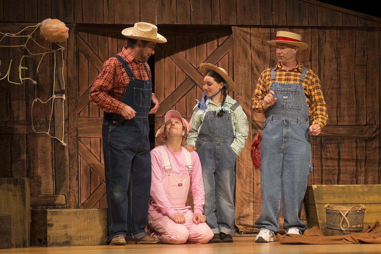 Rochester Children's Theatre's Charlotte's Web
