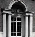 Nancy Howe Auditorium Entrance