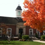 Library In the Fall